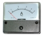 Mobile Preview: SiTr 204123 Ampermeter Drehspulinstrument 0A - 5A AC BP-670 EL054
