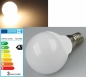 Preview: CT 20451 LED Tropfenlampe E14 3W warmweiß 3000K 220lm EEK A+ D002