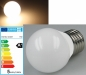 Preview: CT 21185 LED Tropfenlampe E27 5W warmweiß 3000k 400lm EEK A+ D030