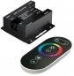 Mobile Preview: RGB-Controller mit RF Funk Fernbedienung 12V -24V DC max 3x 6A