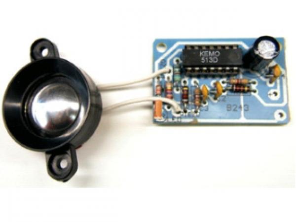 Transistorzündung für KFZ K2543 Velleman Bausatz   für 6V oder 12V