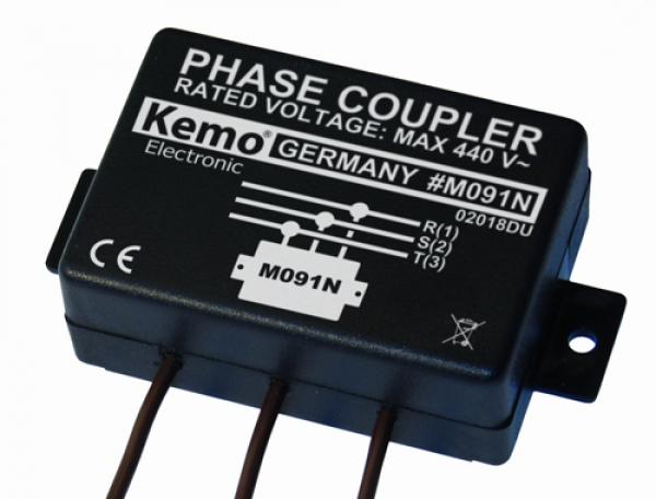 Phasenkoppler Netzwerkkoppler für Netzwerke übers Stromnetz M091N ...