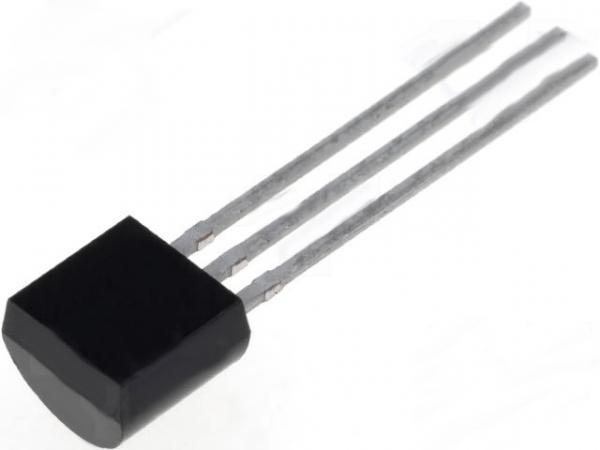 Spannungsstabilisator 79L05 5V TO92