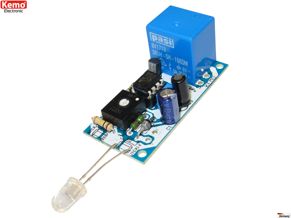 Elektronische Schalter Bausätze | Lüdeke Elektronic