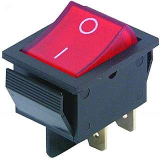Schalter 12 Volt Mit Beleuchtung | Wippenschalter Mit Und Ohne Beleuchtung Ludeke Elektronic