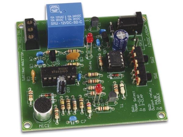 Klatschschalter Ger 228 Uschschalter 12v Dc Max 3a Mk139