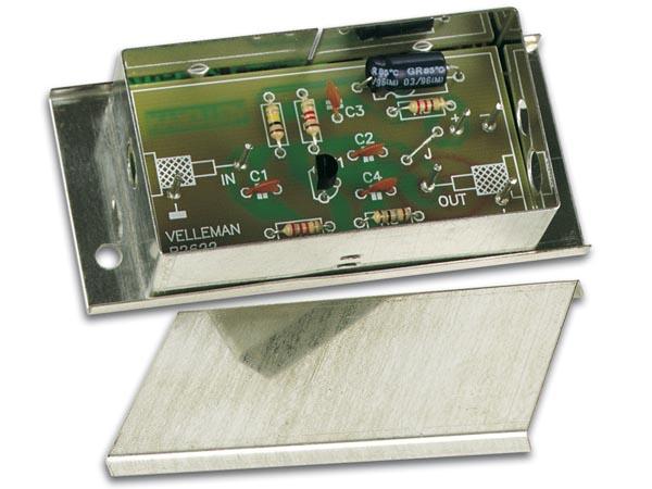 AM UKW Antennenverstärker 12V - 15V +22dB K2622 Velleman Bausatz ...