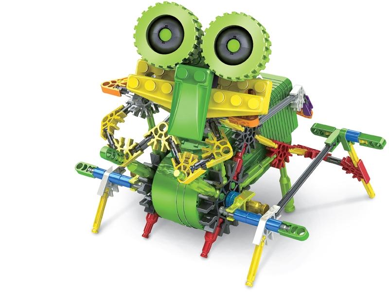 der kleine hacker bionik roboter selber bauen und erleben alter 8 franzis l deke elektronic. Black Bedroom Furniture Sets. Home Design Ideas