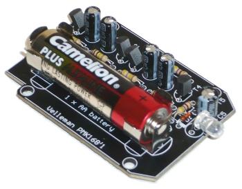 Velleman Mini-Kit MK126 KFZ-Alarmlicht