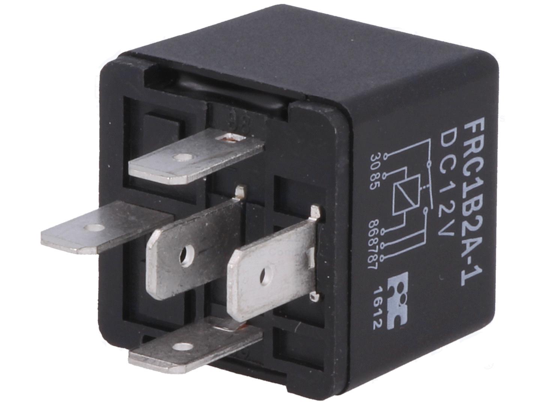 Elektronik Relais für Schaltungen und KFZ | Lüdeke Elektronic