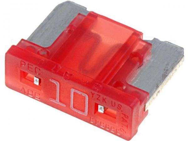10 Stück LP Mini Sicherungen 30A grün Kfz Flachstecksicherung Stecksicherung
