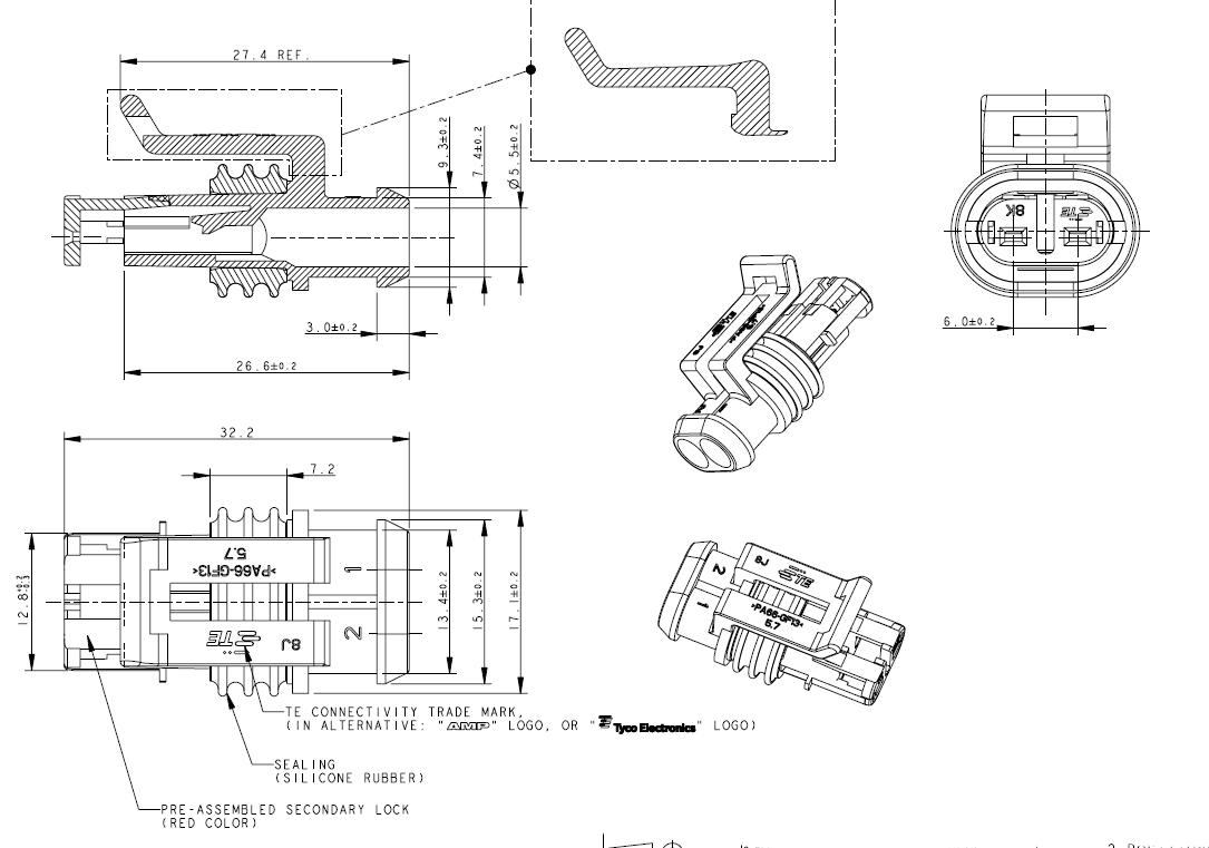 Inverter von 12V auf DC 5V 3A Spannungswandler Mini USB-Anschluss GY L6N7
