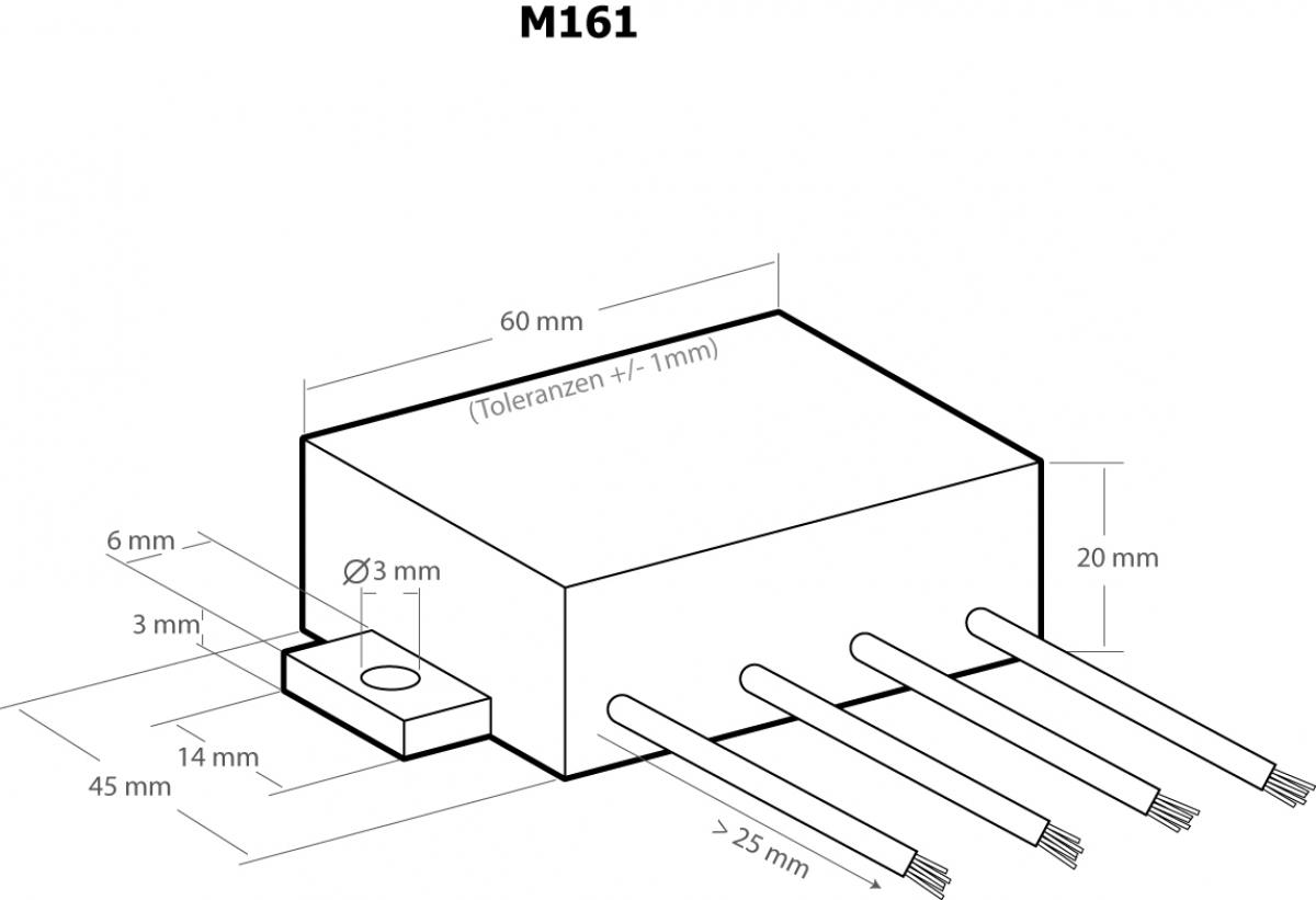 Ultraschall Generator Power Kanone Tier vergrämung verjagen 12V M161 ...