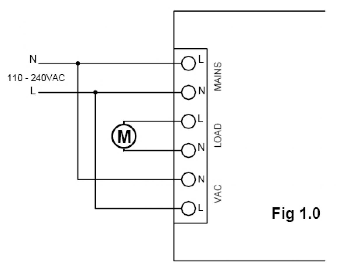 Drehzahlregler 24V - 240V AC max 5,5A K2636 Velleman Bausatz ...