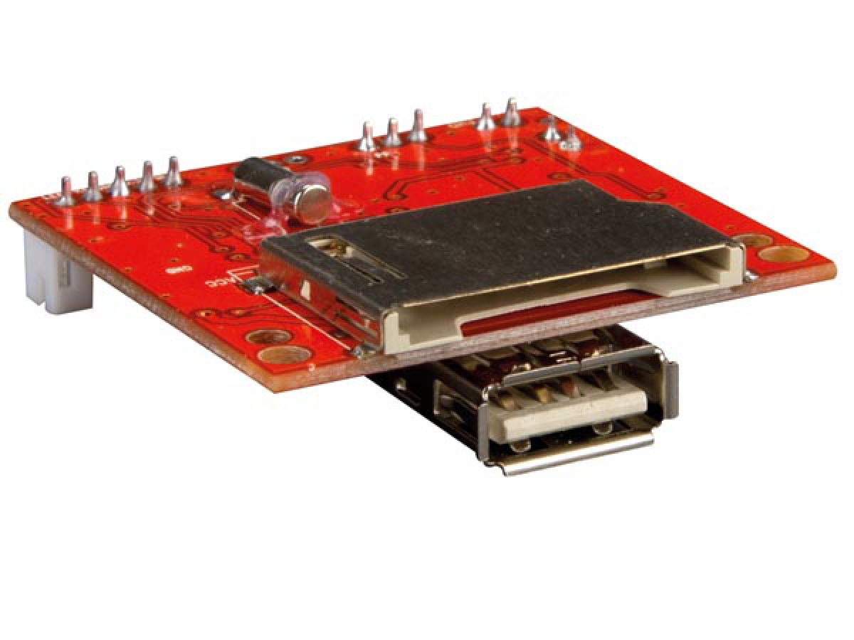 mp3 player modul jukebox 9v 12v dc f r usb stick sd. Black Bedroom Furniture Sets. Home Design Ideas