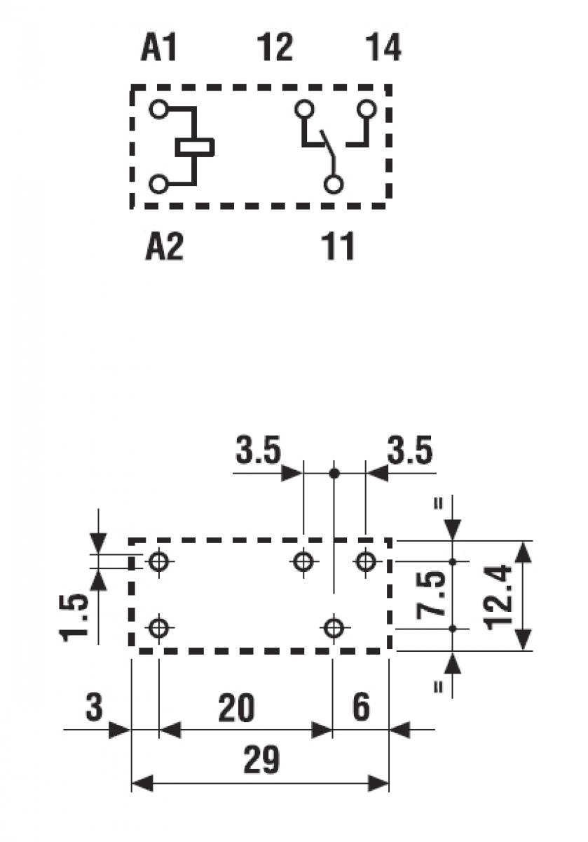 Nett 5 Pin Relais Schaltplan Strahler Zeitgenössisch - Der ...