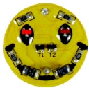 Happy Face SMD LED Smilie MK141 Velleman Bausatz