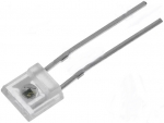 Fototransistor Transparent 40° 30V 900nm