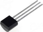 Transistor npn BC547 50V 0,1A 0,5W To92
