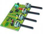 Audio Frequenzgenerator 25Hz bis 25 KHz mit 3 Wellenformen B1008 Smart Kit Bausatz